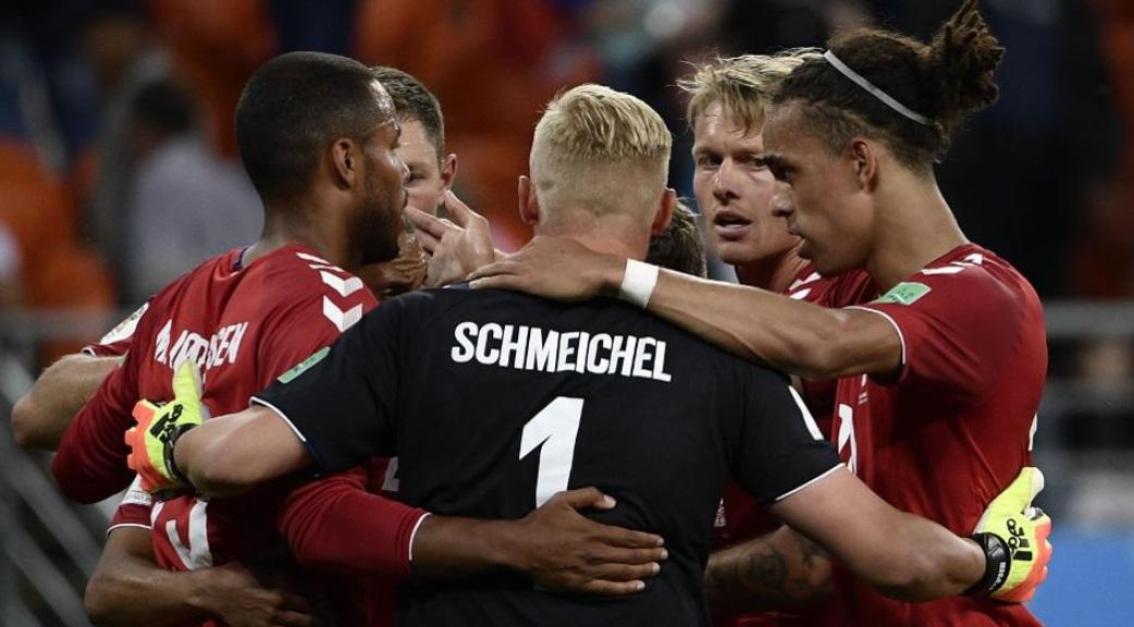 Com gentilezas aos adversários, Dinamarca segue estratégia da Alemanha em 2014