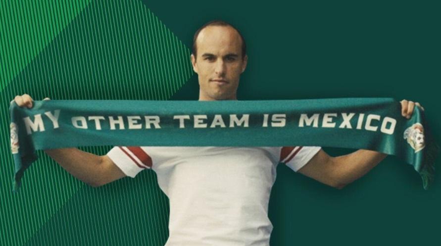 Ídolo do futebol dos EUA, Landon Donovan polemiza ao declarar torcida pelo México