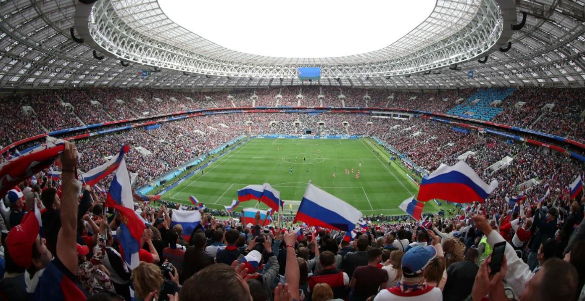Com média de ocupação de 98%, FIFA comemora sucesso de público da Copa