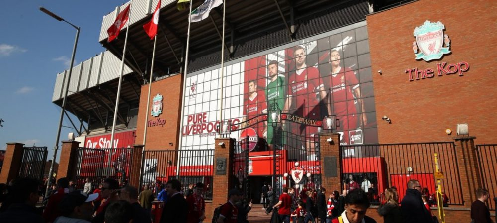 Por melhor experiência digital, Liverpool instala novo sistema 4G em Anfield