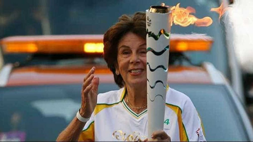 O tênis perde Maria Esther Bueno