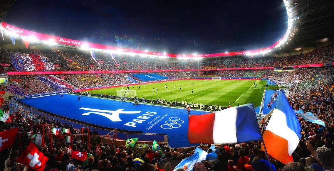Paris-2024 contrata executivo do PSG e mira novos patrocinadores