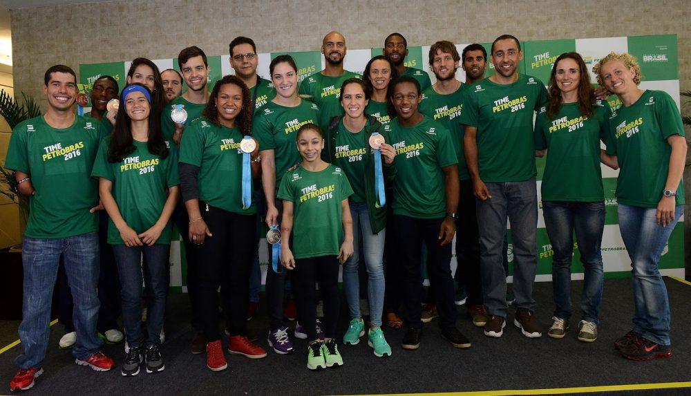 Petrobras anuncia volta de seu time de atletas para Jogos Olímpicos de Tóquio