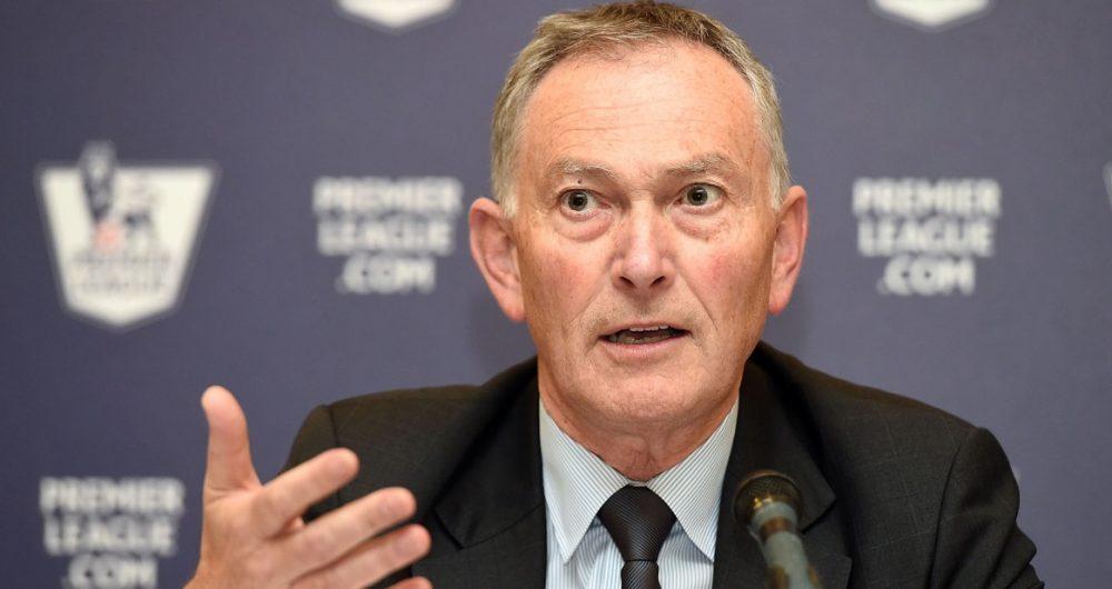 CEO deixa a Premier League após vinte anos