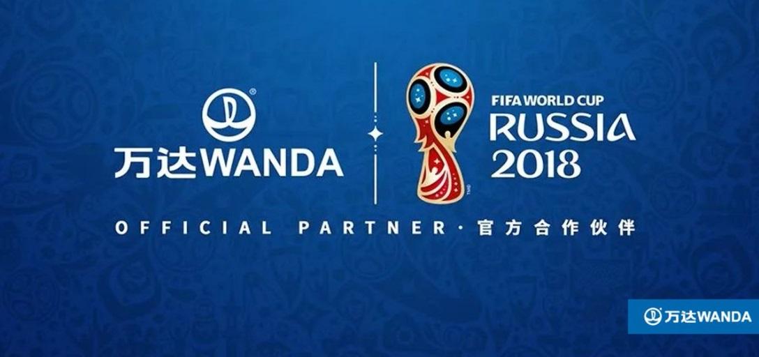 FIFA nega que chinesas suprem ausência das marcas ocidentais na Copa 2018