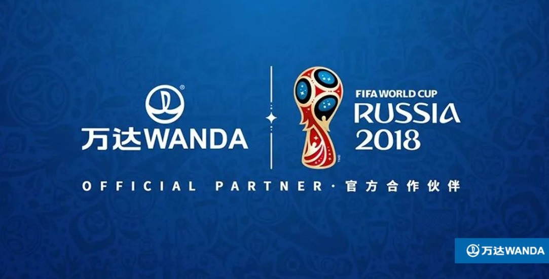 Os chineses salvaram a Copa do Mundo da Rússia. E os cofres da FIFA também