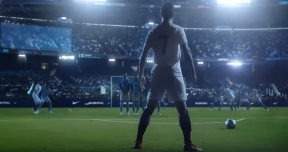Em vídeo, Nike crava China como potência e surgimento de um novo CR7 em 2033