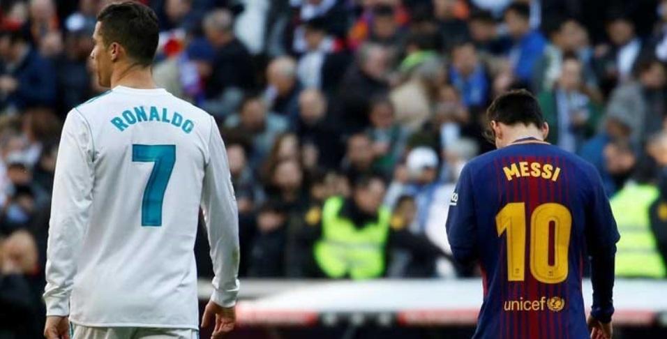 Especial | Qual o valor que Cristiano Ronaldo entrega para a Adidas? E Lionel Messi para a Nike?