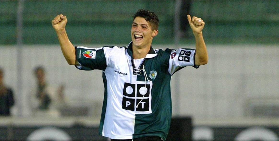 Cristiano Ronaldo na Juventus: Sporting e Nacional (POR) agradecem