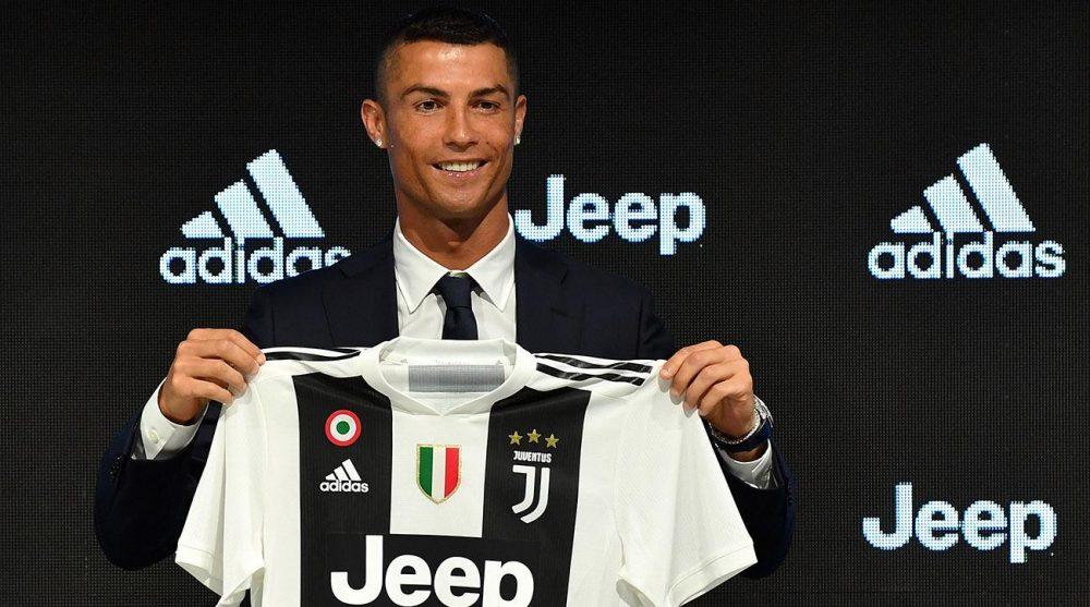 Por Cristiano Ronaldo, cinco emissoras disputam transmissão do italiano no Brasil