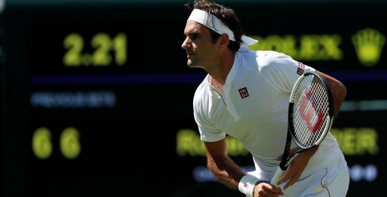 Mesmo na Uniqlo, Roger Federer ainda busca uma nova patrocinadora