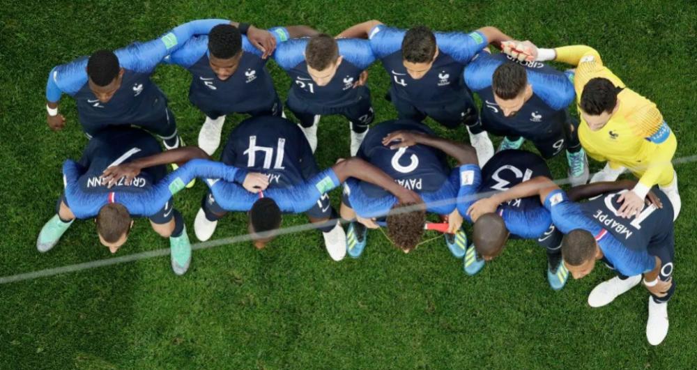 França e Cristiano Ronaldo se destacam em engajamento nas redes sociais na Copa
