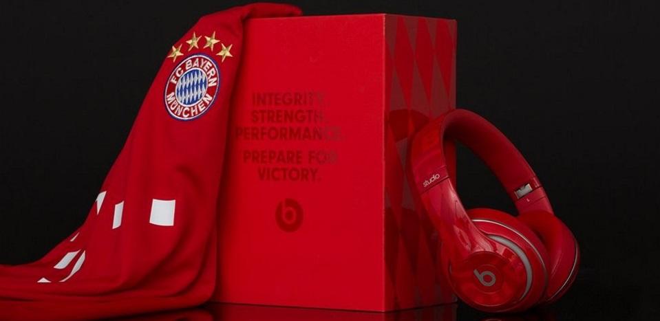 Bayern de Munique e Apple Music renovam parceria por mais uma temporada