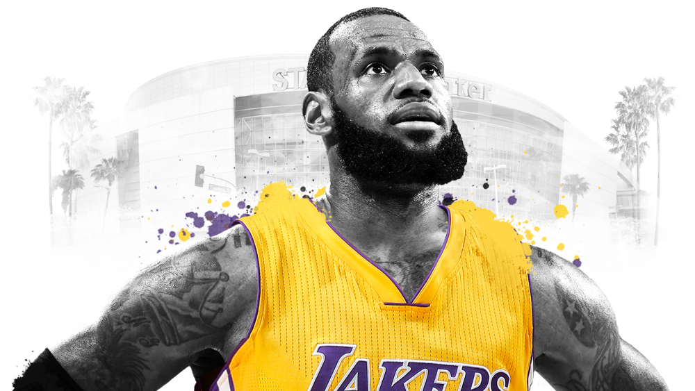 O impacto 'sem precedentes' da chegada de LeBron James ao Los Angeles Lakers