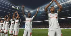 New Balance usa Pro Evolution Soccer para lançar terceira camisa do Liverpool