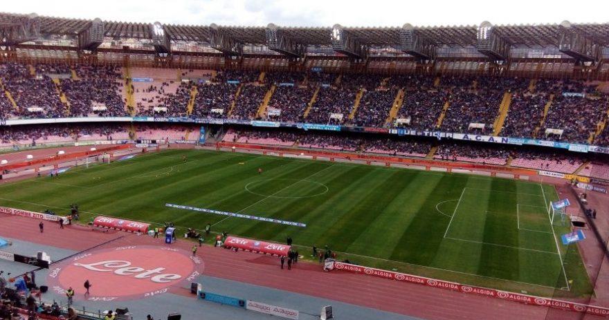 Presidente do Napoli confirma planos de construir arena e centro de treinamento