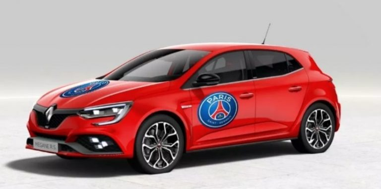 Renault assume lugar da Citroën e torna-se o carro oficial do PSG