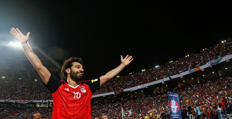 Motivado por Salah, Egito quer sediar Copa do Mundo de 2030