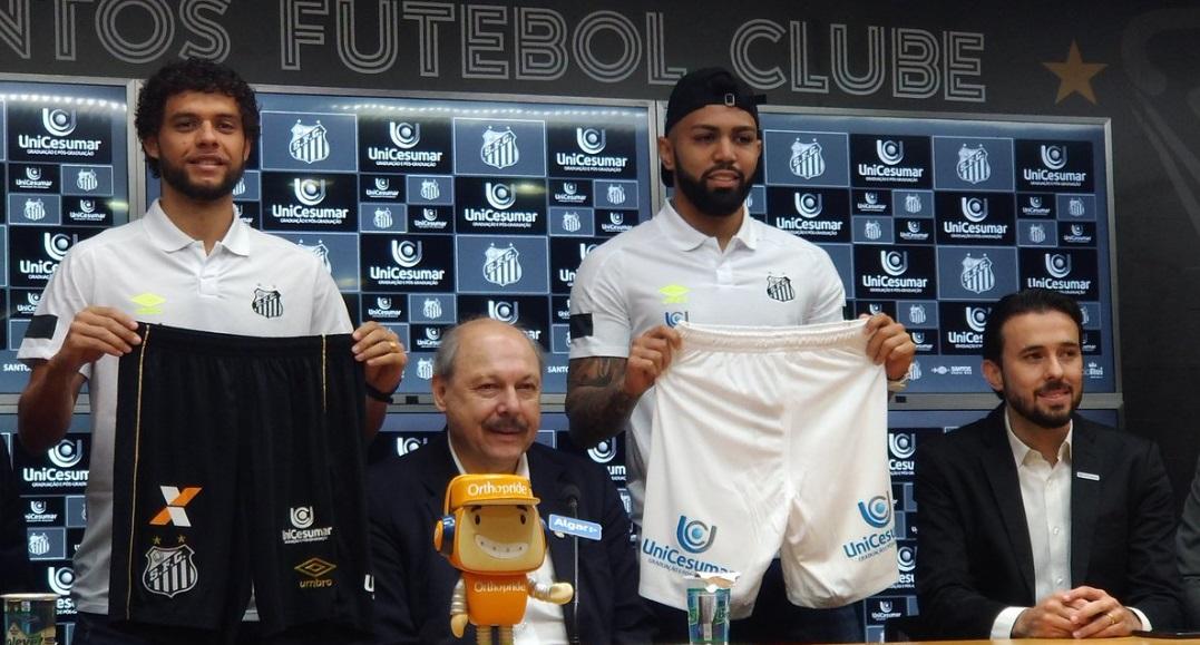 UniCesumar é a nova patrocinadora do Santos