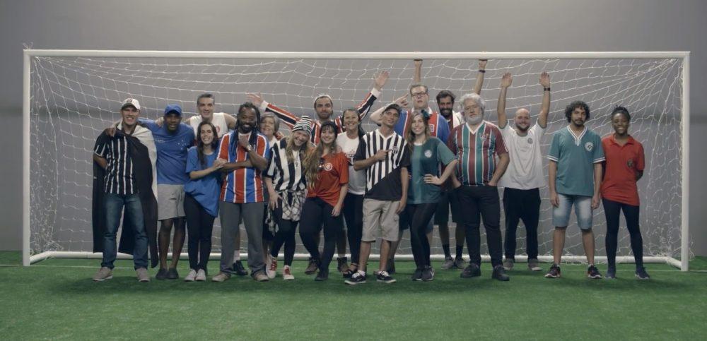 SporTV e Premiere lançam campanha em prol da paz nos estádios