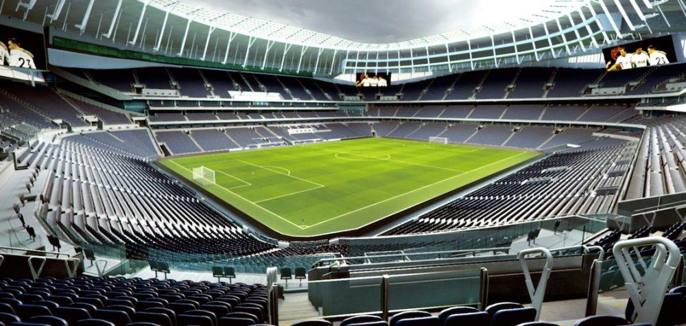 Por que o Tottenham ainda não vendeu o naming right do seu novo estádio?