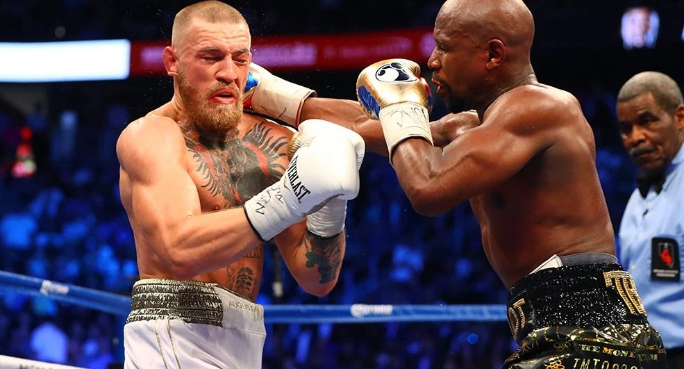 Impulsionado por Mayweather x McGregor, UFC anunciará recorde de receita