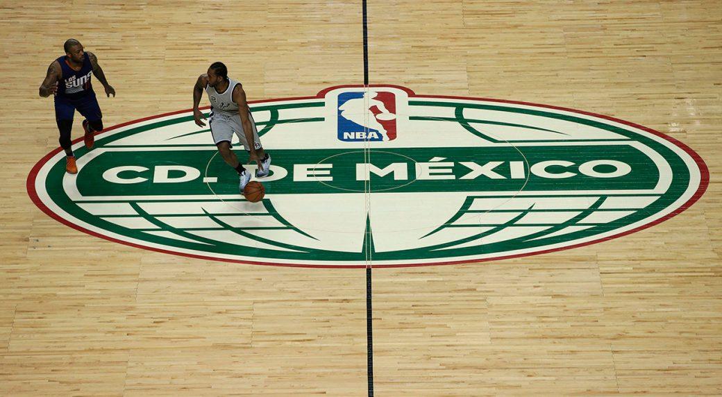 Após Inglaterra, NBA terá México como próximo mercado de expansão