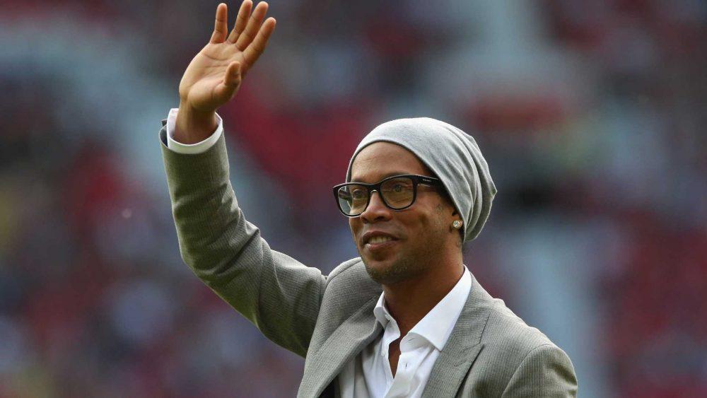 Ronaldinho Gaúcho é o novo sócio investidor da 5Xmais