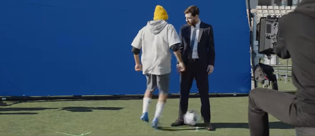 Nova campanha da adidas traz Gabriel Jesus, Lionel Messi e Paul Pogba