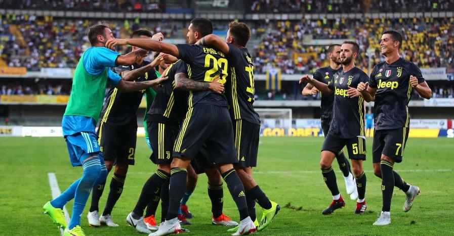 Os números de audiência da estreia de Cristiano Ronaldo na Juventus
