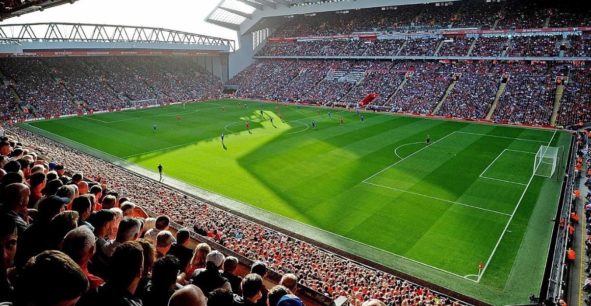 Moradores do bairro rejeitam novos esportes dentro do Anfield