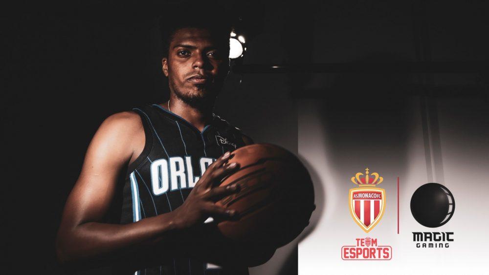 AS Monaco fecha parceria com equipe de eSports do Orlando Magic