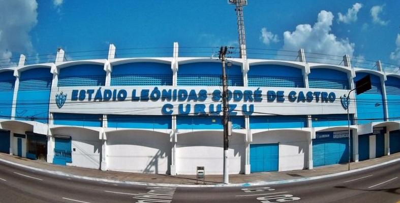 Com estádio perto dos 100 anos, alambrado da Curuzu vira produto no Paysandu