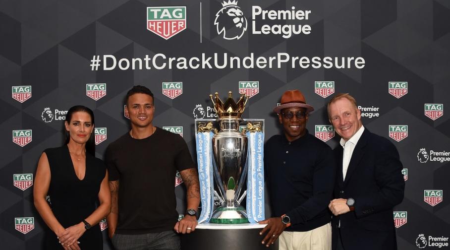 TAG Heuer renova e seguirá como cronometrista oficial da Premier League