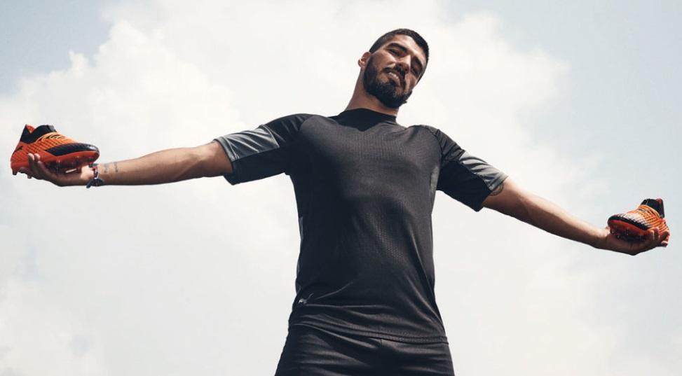 Luis Suárez deixa Adidas após 11 anos e fecha com a PUMA