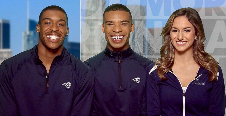 Pioneiro na NFL, LA Rams terá cheerleaders masculinos na próxima temporada