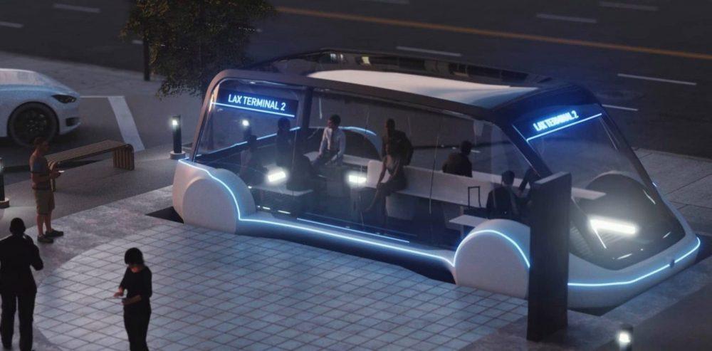 Bilionário da Tesla construirá túnel de acesso direto ao Dodger Stadium