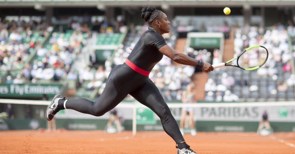 Roland Garros proíbe traje 'wakanda' de Serena Williams e Nike responde