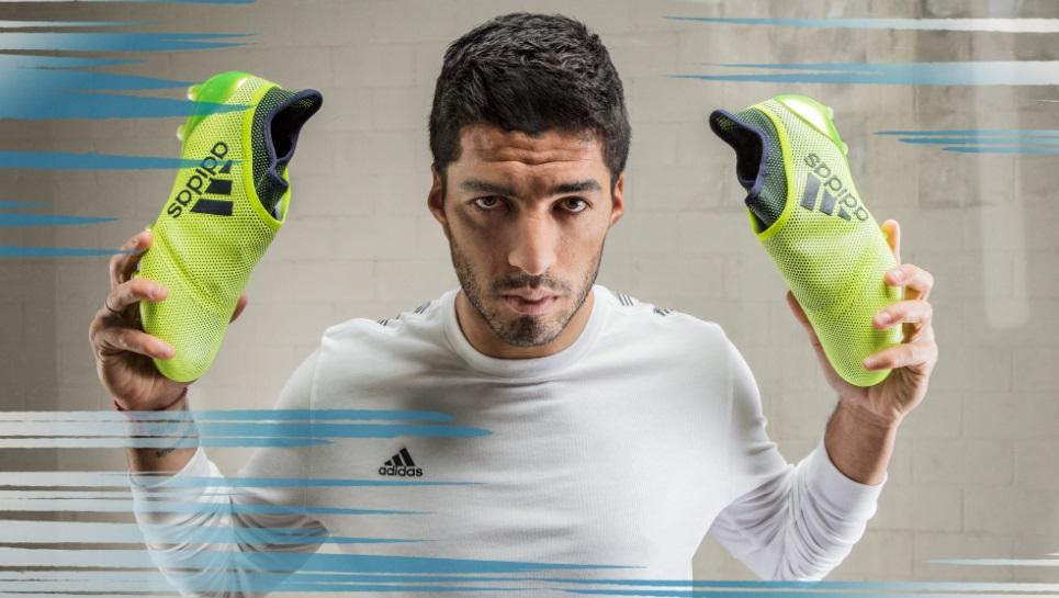 Luis Suárez de saída da Adidas após 11 anos?