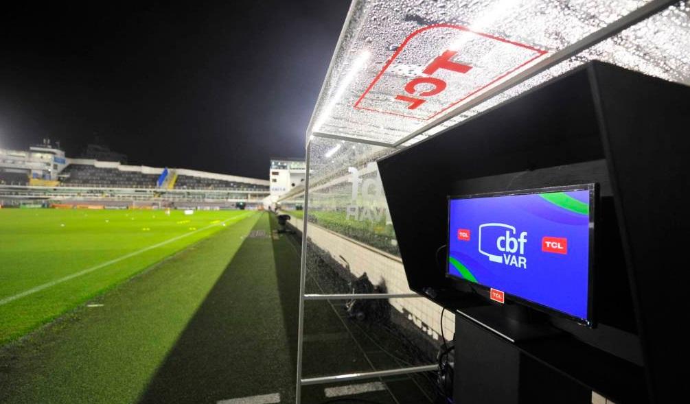 TCL será a patrocinadora oficial do VAR na Copa do Brasil