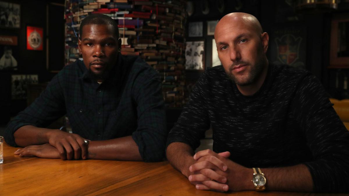 Kevin Durant se une à ESPN e produzirá série sobre a indústria do esporte