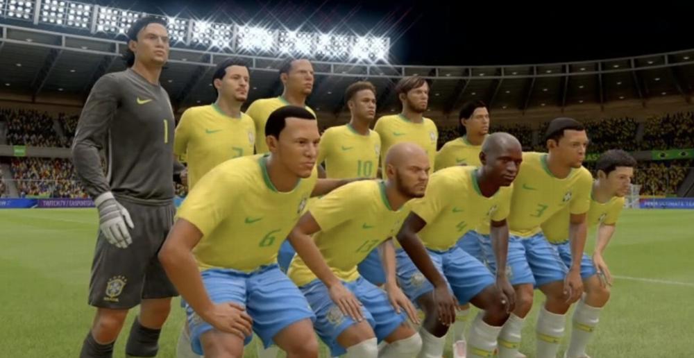FIFA e Pro Evolution Soccer 2019 terão Seleção Brasileira com jogadores 'genéricos'