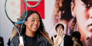 Campeã do US Open, Naomi Osaka torna-se embaixadora da Nissan