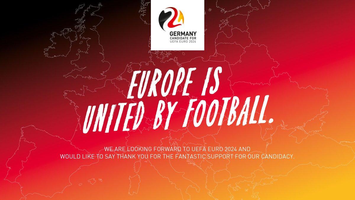 Conheça os dez estádios que receberão a EURO-2024 na Alemanha