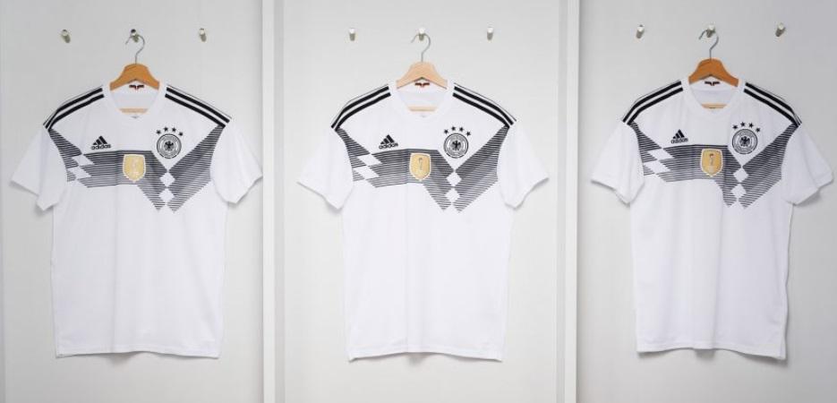 Juntos há mais de 60 anos, Adidas e Alemanha renovam até 2026