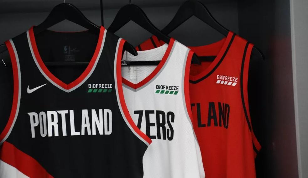 Portland Trail Blazers torna-se a 24ª equipe da NBA a fechar patrocínio de camisa
