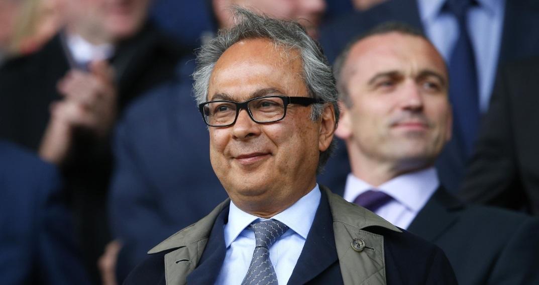 Empresário iraniano aumenta participação no Everton