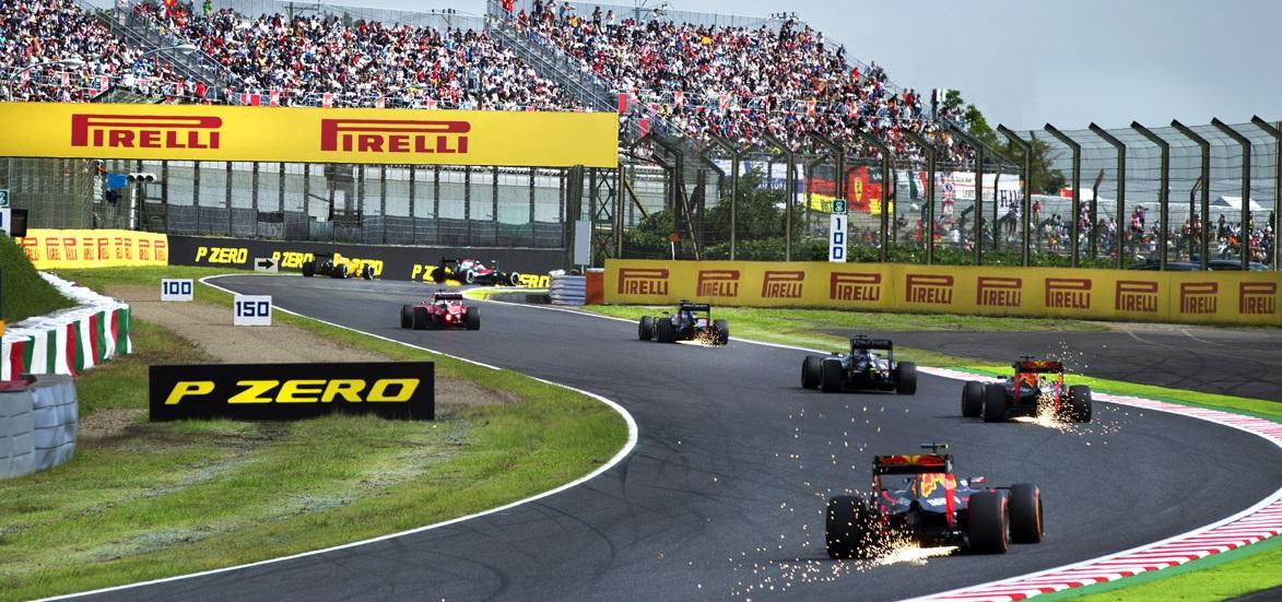 Honda e Mercedes adquirem naming rights de provas da F1 para 2019