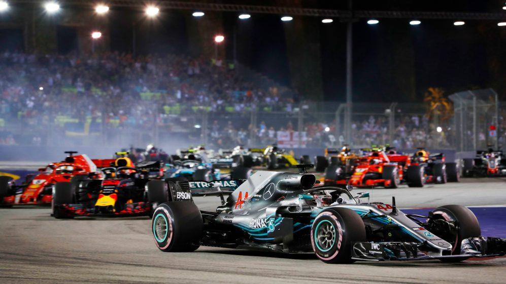 Após 40 anos de veto, F1 terá patrocínios de casas de apostas