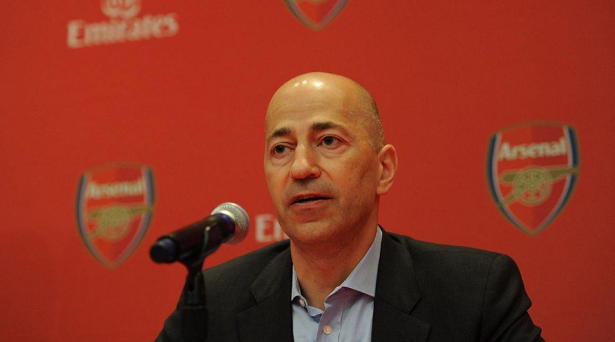 CEO do Arsenal deve ser anunciado como reforço do AC Milan
